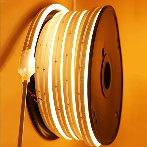 YXHL® LED Neonlicht, 12V Silikon wasserdichte Innen- und...
