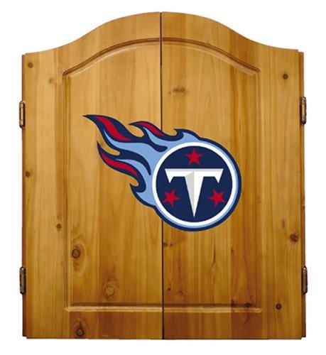 Imperial Offiziell lizenzierte NFL Merchandise: Dart-Schrank-Set mit Edelstahl...