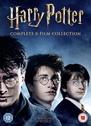Harry Potter - Complete 8-Film Collection (2016 Edition) [DVD] UK-Import,...