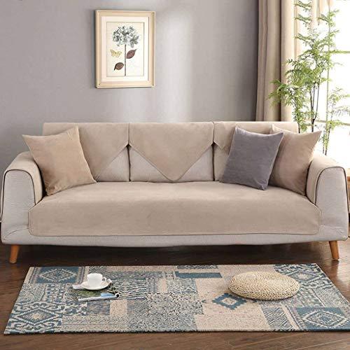 HSJT Sofabezug Wasserdicht L-Form Sofa Abdeckung 1 2 3 4 Sitzer Couchbezug...