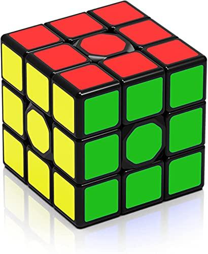 ROXENDA 3x3 Zauberwürfel, Qiyi 3x3 Magic Würfel Original Speed Cube...