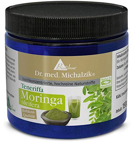 Teneriffa Moringa oleifera Pulver nach Dr. med. Michalzik - ohne Zusatzstoffe -...
