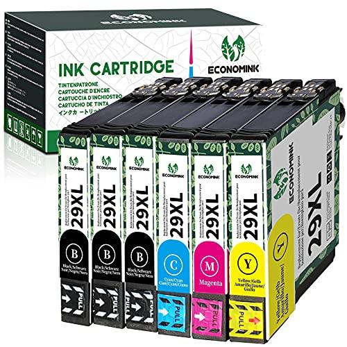 Economink Druckerpatronen Ersatz für Epson 29 29 XL Druckerpatronen für Epson...