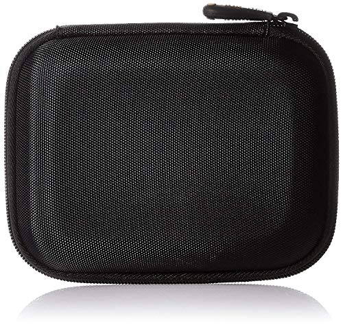 AmazonBasics Festplattentasche, schwarz