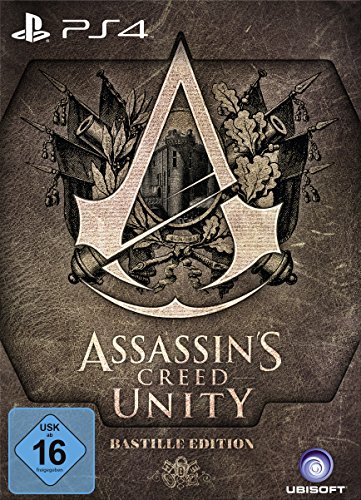Assassin's Creed Unity - Bastille Edition - [Playstation 4]
