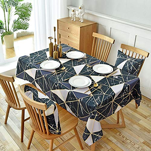 Hintergrundbild Raincoat Wandfliese Nordic schwarz geometrische Tischdecke...