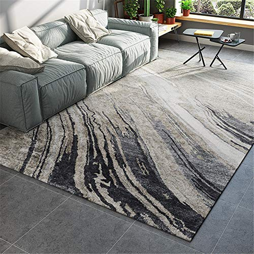WQ-BBB Teppich Dekoration beide heizen Fußboden Teppichen Einfach und abstrakt...