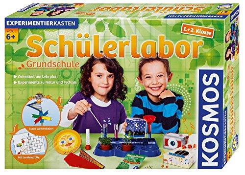 KOSMOS 634315 - Schülerlabor Grundschule 1. und 2. Klasse, Experimente zu Natur...