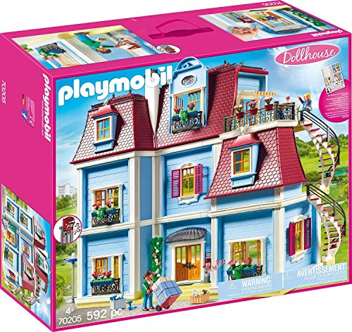 PLAYMOBIL® Puppenhaus (Dollhouse) -Set (Artikel...