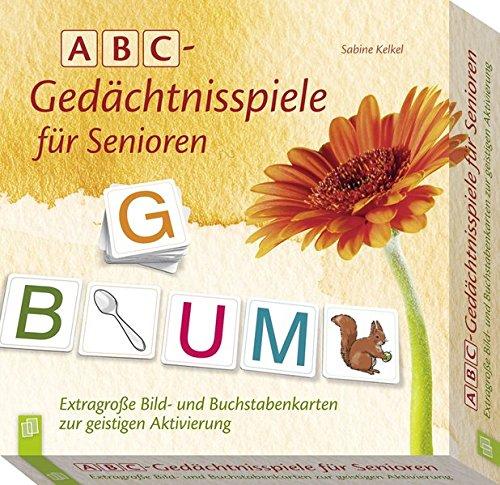 Verlag an der Ruhr GmbH ABC - Gedächtnisspiele für Senioren: Extragroße Bild-...