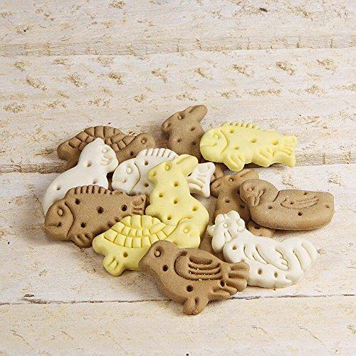 Tierfiguren Mix (Zookekse) schmecken einfach fantastisch Veggie Hundekeks für...